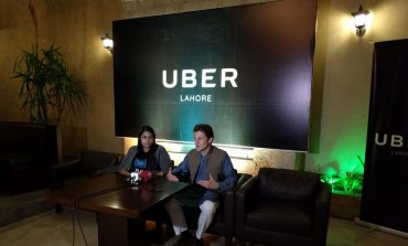 Uber Launched It's Service in Pakistan