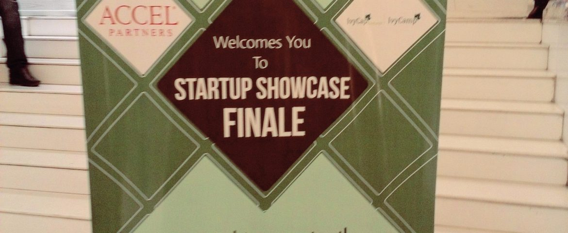 "Live From Le-Meridien, IITD Presents ""Startup Showcase"""