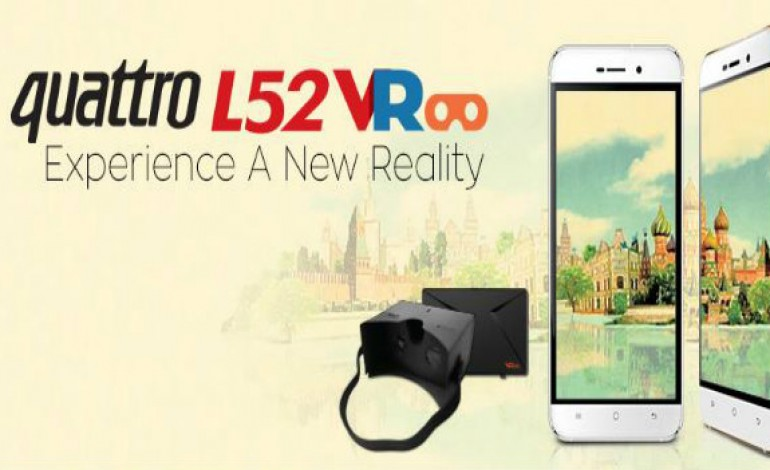 Karbonn Mobiles Launched First Virtual Reality Based Smartphones