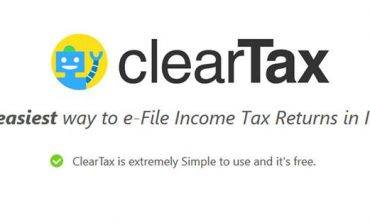 ClearTax India's Leading Income Tax Returns e-filing Website Has Launched 2G App