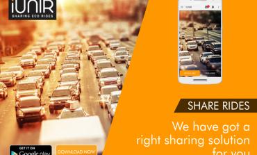 Odd & Even: Use iUnir Ride-Sharing App