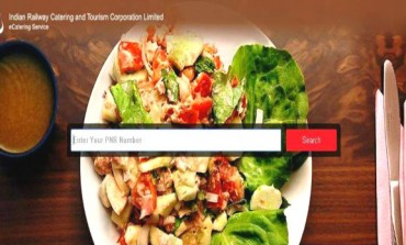 IRCTC Aims at 1 Lakh Meal Order Online Per Day