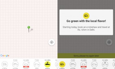 Ola Started e-rickshaw Bookings on its Platform, Partner with Freecharge