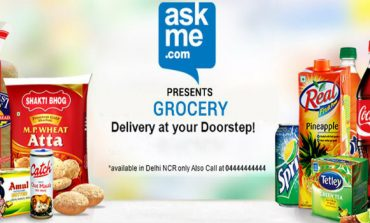 AskMe Grocery Targets Rs 1,800 cr GMV By March
