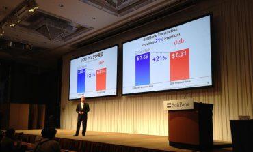 SoftBank Indian Investment May Surpass $10 Billion - Masayoshi Son