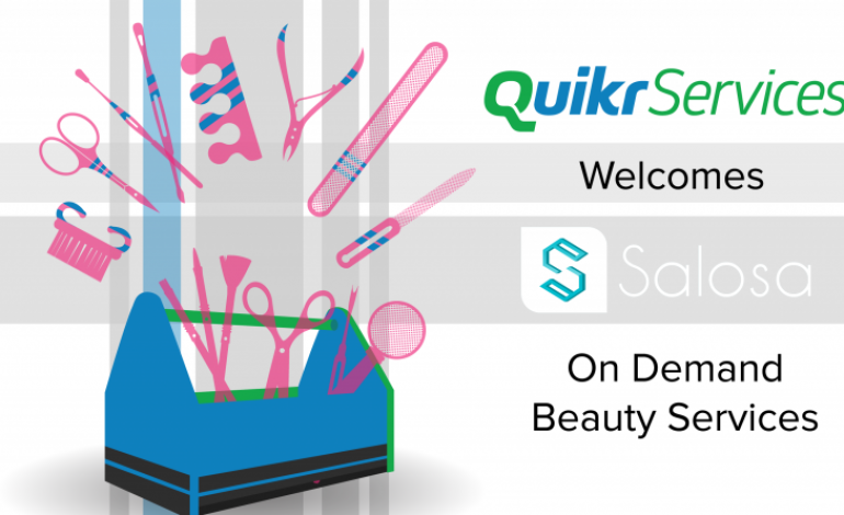 Quikr Acquires Beauty Services Provider Salosa