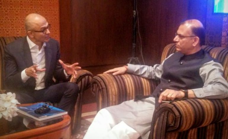 India is Celebrating It's Own Tech Innovation: Satya Nadella, Microsoft CEO