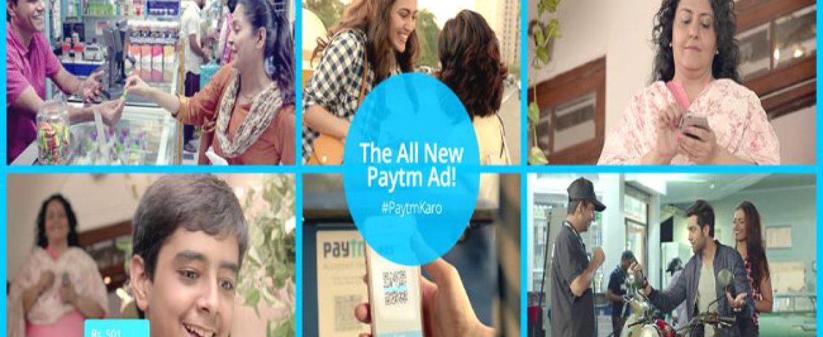 Vijay Shekhar Sharma Led Paytm Will Spend Rs 600 Cr on Advertisement in 2016-17