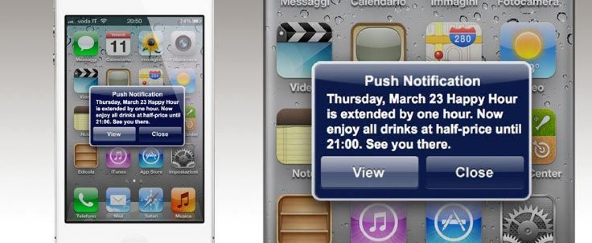 Push Notifications Have Higher Engagement Rates Than SMS or Emails