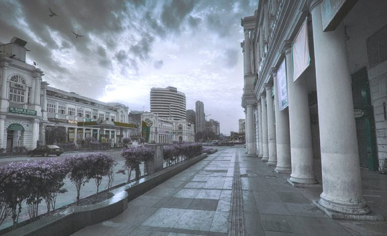Delhi's Connaught Place is World's 7th Costliest Office Destination