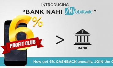 Mobikwik Withdraws 6% Annual Interest Rate Scheme