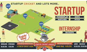 Startup Cricket League- An IPL for Startups in India