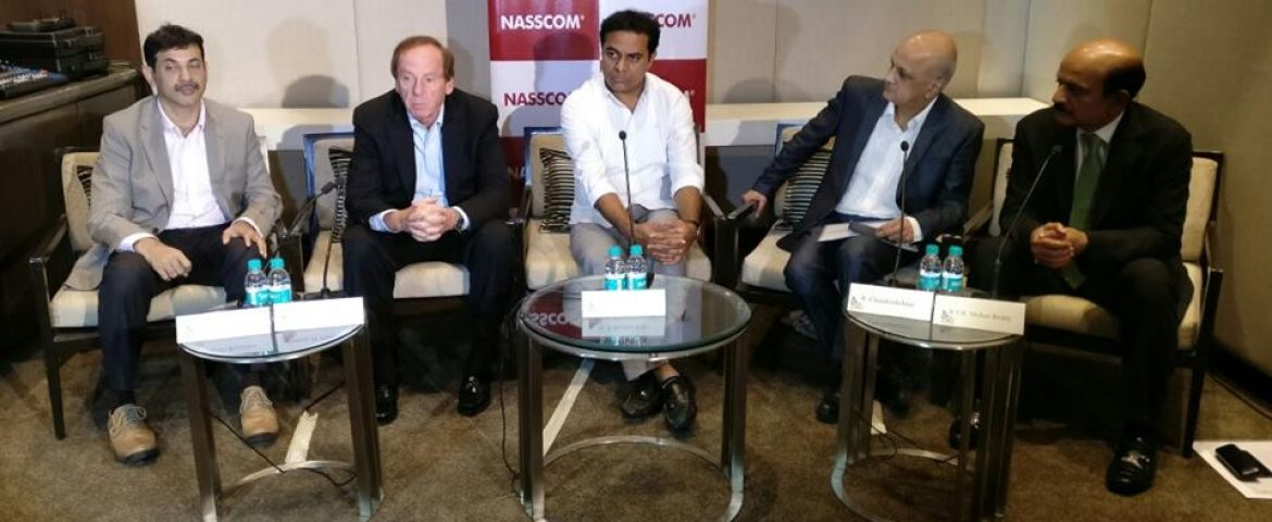 GST is Challenge For IT Industry Because of Multiple Taxes : Nasscom