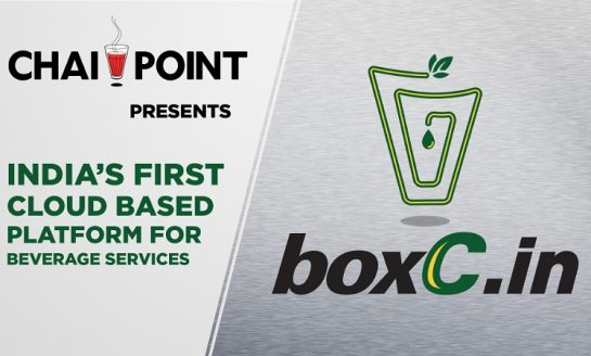 Chai Point Launches Cloud Based Beverage Services boxC.in