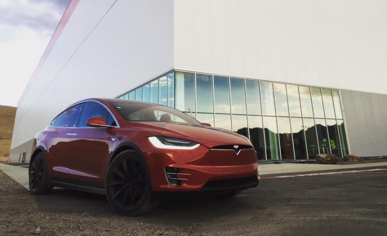 Tesla Posts Another Quarterly Loss