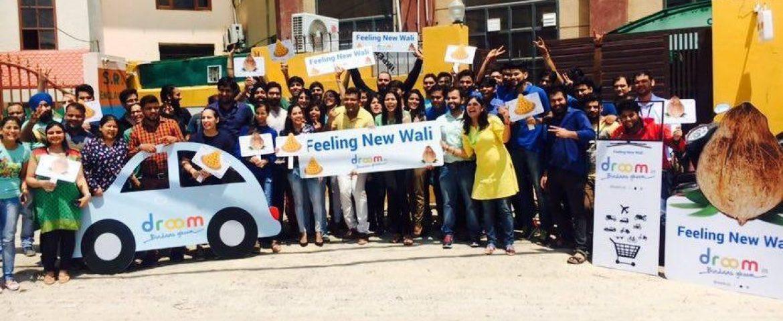 Droom Raises Rs 130 Crore in Latest Funding Round