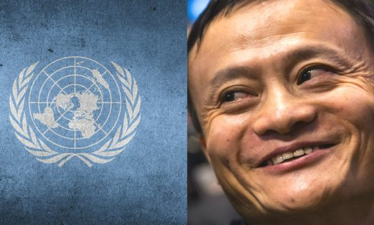 Jack Ma Appointed as a Adviser of United Nations Trade & Business Group