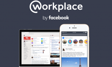 Facebook Officialy Introduces New Tool For Enterprises - Workplace