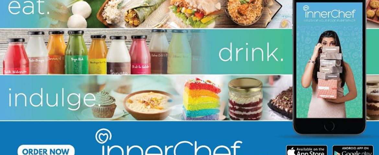 Food Ordering Startup InnerChef Raises $2.5 million Funding