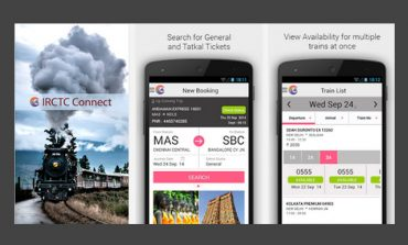 "IRCTC Launched New App ""IRCTC Connect"" For Hassle Free Journey"