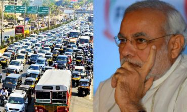 Modi Ji Please Save us From Mumbai Traffic - An IT Engineer Online Petition