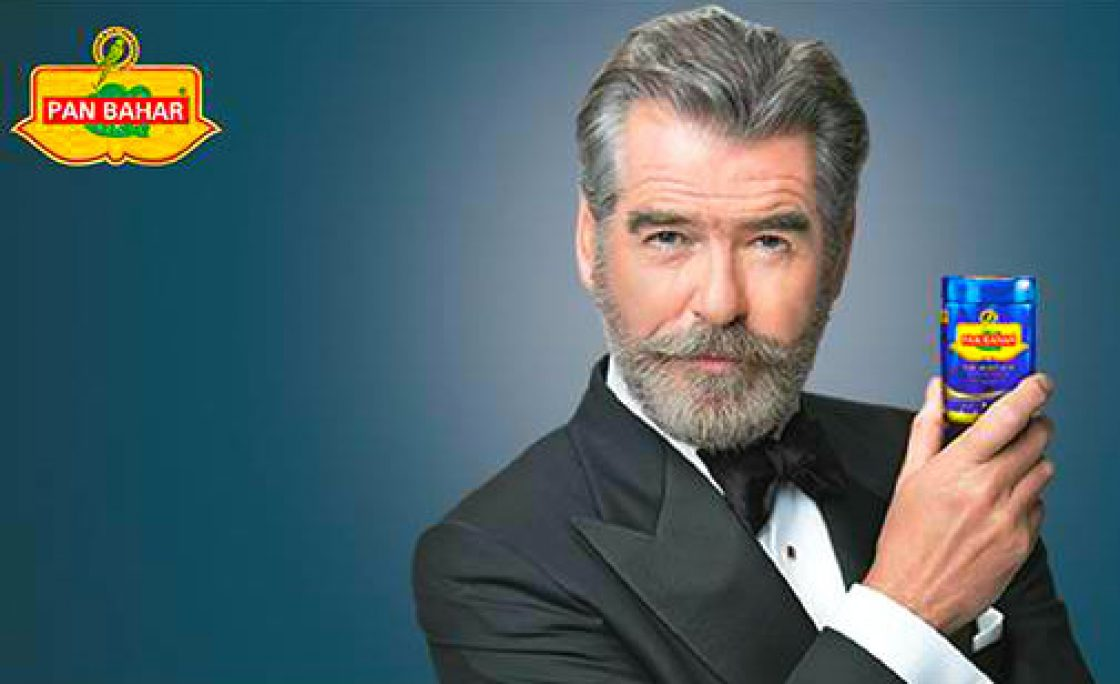 Decoding: Why Pierce Brosnan aka James Bond Endorse Indian Tobacco Brand Pan Bahar?