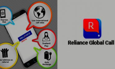 Reliance Global Call Launches International Calling App