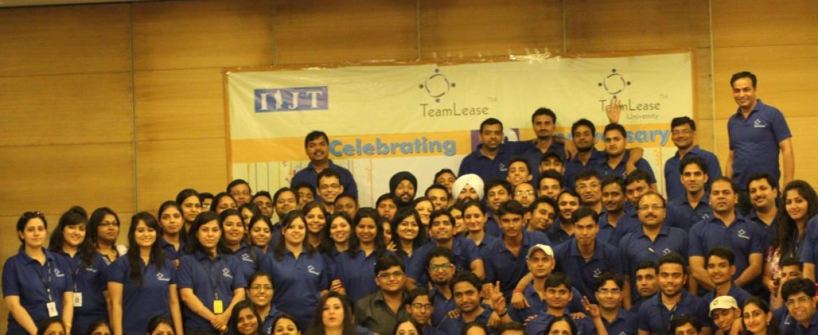 TeamLease Services Q2 Net Profit at Rs 9 Crore