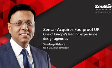 Zensar Technologies Acquires Design Agency Foolproof Ltd