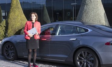Uber Launches First Electric Car Fleet in Madrid