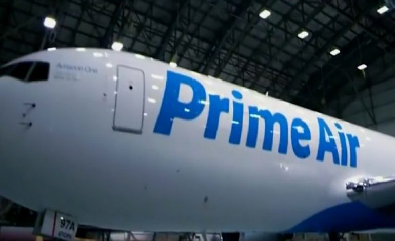 Amazon Pumping Nearly $1.5 bn Into US Air Freight Hub