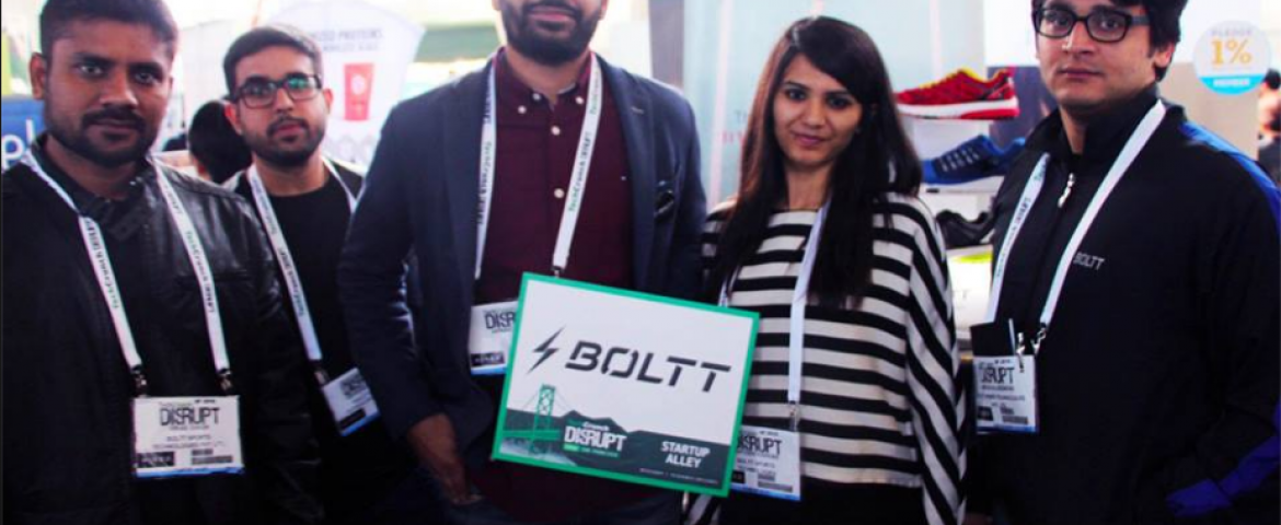 Boltt, a Delhi NCR Based Startup Developed AI-enabled Smart Shoes