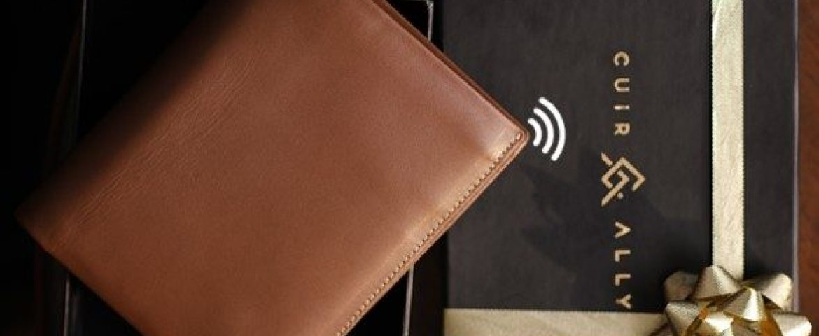 World's Most Functional Smart Wallet Launched in India by Cuir Ally