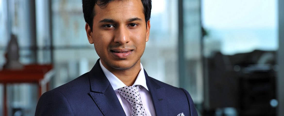 Pragun Jindal Khaitan Plans to Invest  30 Crores in AI Based Startup
