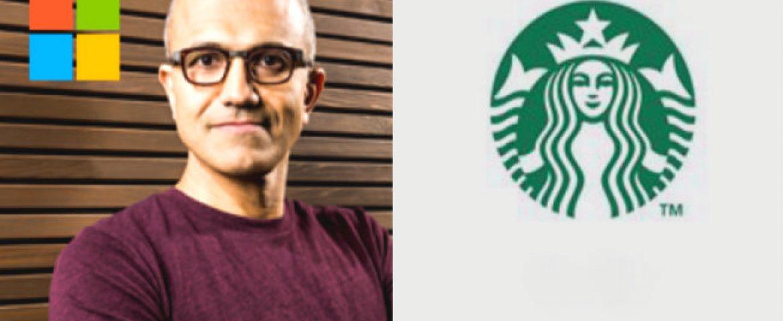 Microsoft Head Satya Nadella Will Join Board of Starbucks