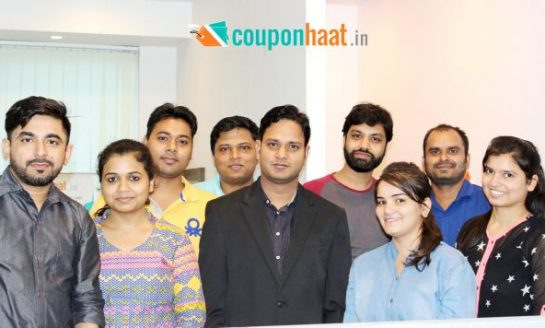 With 5 Lakh Monthly Visit, Couponhaat Become Delhi's Leading Coupon & Deals Website