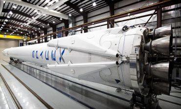 SpaceX Aborts Launch After 'Odd' Rocket Engine Behaviour
