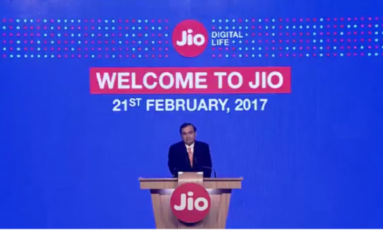 Reliance Jio Live: Mukesh Ambani Releases Data And Announced New Offers