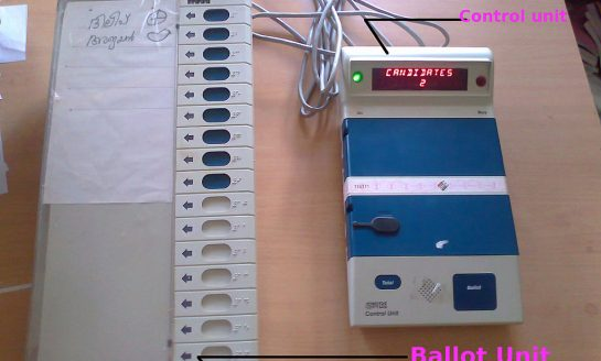 This is Why India's EVMs Best in World; Secure, Robust, Tamper Proof