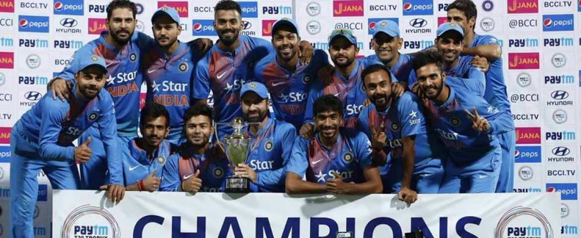 Oppo Becomes New Sponsor of Indian Cricket, Replaces Star India