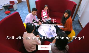 Nomura Launches FinTech Program for Indian Startups