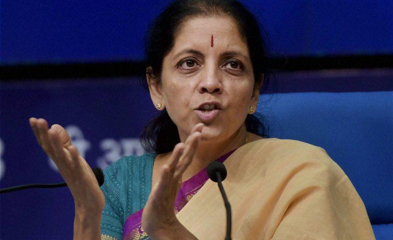 India needs young entrepreneurs to create more jobs: Nirmala Sitharaman
