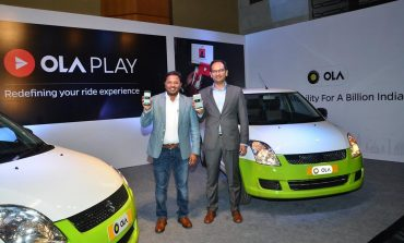 Ola Cabs Raises Rs 1,675 Crore From Softbank