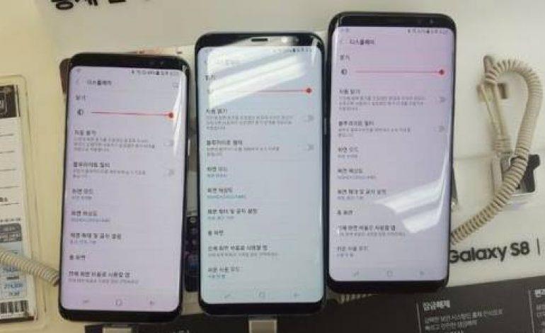 Samsung to Update Software Over 'Red Screen' Problem in S8 Smartphones