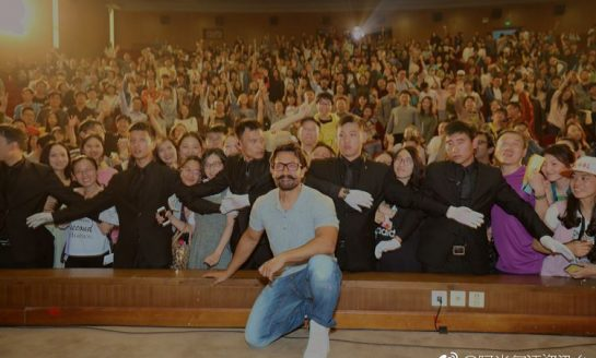 After Dangal Success, Indian Film Star Aamir Khans Popularity Shot Up in China