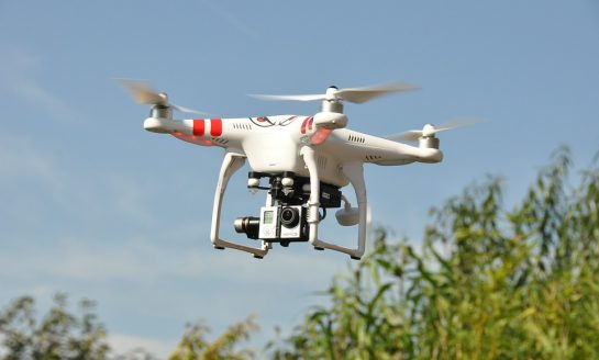 TCS Open Drones Research Lab in US