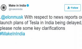 Elon Musk Are You Listening, No local Sourcing Required For Manufacturing in India