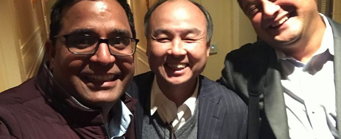 SoftBank's Masayoshi Son Looks For Industry Specialists For Its Investment Fund
