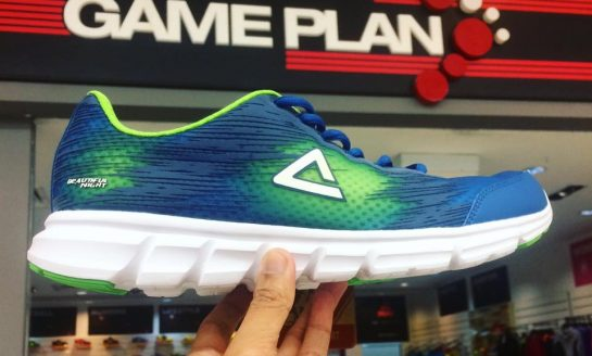 Peak Releases China's First 3D Printed Running Shoes