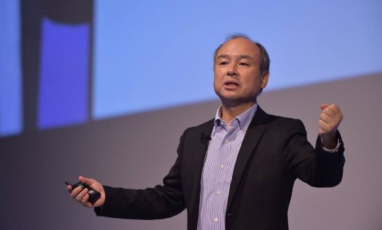 SoftBank Group Triples Net Profit, Thanks to Alibaba